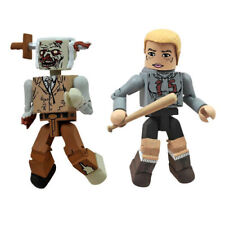 The Walking Dead Zombies Amy & Stabbed Zombie Series 2 Minimates Action Figure