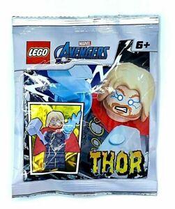 LEGO - Marvel Avengers - Thor - Foil Pack - 242105 - New & Sealed - sh623