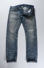 Fabric Brand & Co Jeans Japan Slim Fit Selvedge Denim 33 36 x 34 $720