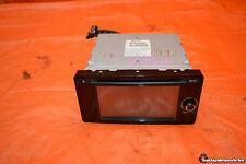 14 15 LANCER EVOLUTION X OEM CD PLAYER RADIO RECEIVER TOUCH SCREEN EVOX CZ4A