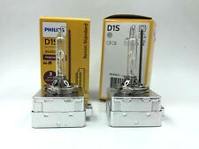 2х New OEM 07-14 Mercedes CL Class HID Xenon Philips D1S Headlight Headlamp Bulb