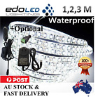 1M 2M 3M 600 LED Strip Lights Cool Warm Natural White 12V Waterproof Car Camping