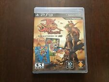 Jak and Daxter Collection (Sony PlayStation 3, 2012) PS3
