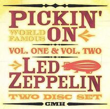 Pickin' on Led Zeppelin, Vol. 1-2 by Pickin' On (CD, Oct-2003, 2 Discs, CMH...