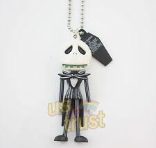 The Nightmare Before Christmas Jack Skellington Figure Doll Necklace Pendant #C