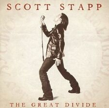 1 cent cd The Great Divide by Scott Stapp (2005, Wind-Up)Creed singer
