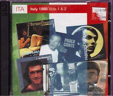 """DALLA  DE ANDRE'  MORANDI  FRANCIS  GRAZIANI -RARO 2 CD PROMO BMG """" ITALY 1980 """""""