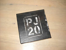 PEARL JAM TWENTY PJ20 DELUXE DVD BOX-SET SPECIAL LIMITED EDITION - OUT OF PRINT