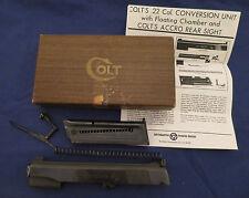 Colt 1911 A1 .22 Conversion Unit Kit for 45 Cal to .22 LR
