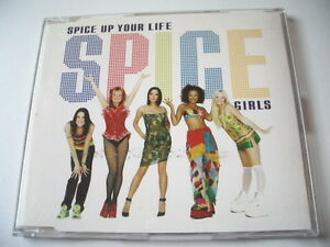 Spice Girls - Spice Up Your Life    (CD)
