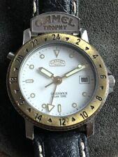 Camel Trophy Greenwich Mean Time Uhr Watch