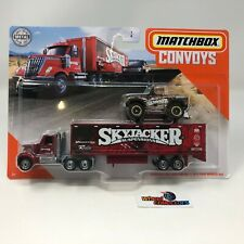 Lonestar Cab w/ Trailer & 1972 Ford Bronco * Convoys 2020 Matchbox * R9