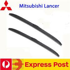 Windscreen Wiper blades for Mitsubishi Lancer CJ Sedan 2007-2015 Front Pair