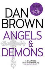 Angels and Demons by Dan Brown (Paperback, 2016)