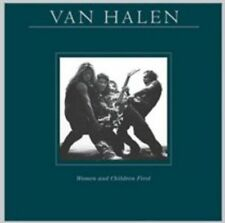 VAN HALEN-WOMEN AND CHILDREN FIRST (REMASTERED) - VINILO NEW VINYL RECORD