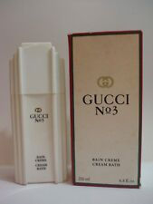 Gucci nº 3 for women Cream Bath 200 mL (6.8 OZ)