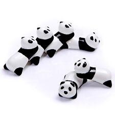 4 pcs Chopsticks holder ceramic porcelain  panada animal cute hot sale