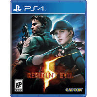 Resident Evil 5 PlayStation 4 PS4