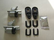 RELIANT REBEL, REGAL, ROBIN REAR WHEEL BRAKE CYLINDERS & FITTING KIT