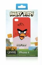iPhone 4 Red Angry Birds Cover Case Gear4 *BRAND NEW*