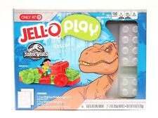Jell-O Play Jurassic World RESCUE Build & Eat Kit - TRAYS ONLY - Target Exc.