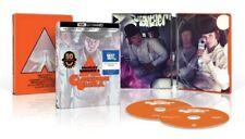 A Clockwork Orange 4K Exclusive Steelbook (4K Blu-ray/Blu-ray/Digital) PRE ORDER
