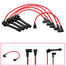 High Strength Spark Plug Wire Set For HONDA ACCORD CIVIC DEL SOL 92-98 Core