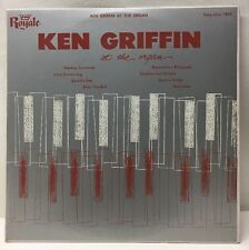 "Ken Griffin At The Organ 1952 1890 Long Play 10""Record Ex"