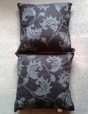Two John Lewis Linen Duck Feather Cushions New RRP £23 Each