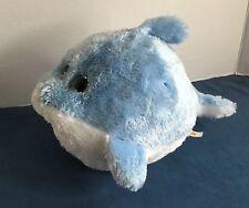 "TY Beanie Ballz Laguna the Dolphin Large 13"" Plush 2012 Style 38941 Boos Whale"