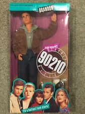 RARE Sealed Mattel Beverly Hills 90210 Brandon Doll New