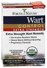 Forces of Nature Wart Control Extra Strength 11 ml