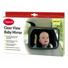 CLIPPASAFE AUTO CLEAR VIEW MIRROR