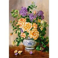 Jigsaw Puzzle 1000 Pieces - Floral - Csc103928 Castorlandpc