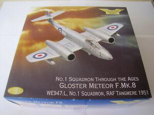 Corgi Aviation Archive: No.1 Squadron Gloster Meteor F. MK.8 MIB