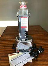 Vintage VITA-Mix Vitamix 3600 Blender Stainless Juicer Mixer Food Processor