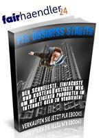 PLR BUSINESS STARTER eBook Geld verdienen im Internet EBOOKS VERKAUFEN Geil MRR