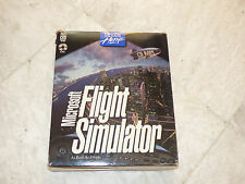 Microsoft Flight Simulator: As Real As It Gets (MS DOS) Simulator 5.1 Big Box
