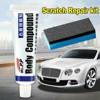 Miracle Cars Scratch Removal Kit Cream Automobiles Repair Paint Care Polishing