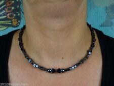 Echte Edelmetall-Halsketten & -Anhänger ohne Steine aus Edelstahl mit Gemischte Themen für Unisex