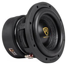 """Rockville W8K9D4 8"""" Inch 2000w Car Audio Subwoofer Dual 4-Ohm Sub CEA Compliant"""