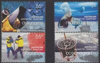 2008 AAT Australia Post - Design Set - MNH - Int'l Polar Year - SG180 > SG183