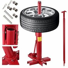 Manual Portable Tyre Wheel Changer Bead Breaker Tire Garage Machine Car / Bike