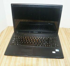 Lenovo Essential G560 15.6 in. Notebook Laptop Intel Pentium Black FOR PARTS