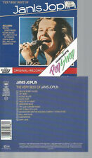 CD--JANIS JOPLIN THE VEY BEST OF POP SHOW