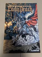 Brian Pulido's Medieval Lady Death #1 January 2005 Avatar Press Comics WRAP Var