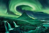 """Aurora Borealis Maxi Poster 24"""" x 36"""""""