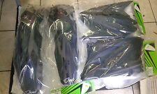KIT PLASTICHE SUZUKI RMZ 250 2007 2008 2009 KIT 4 PZ COLORE NERO