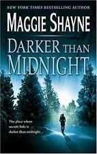 Darker Than Midnight by Maggie Shayne (2005, Paperback)