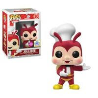 FLOCKED JOLLIBEE FUNKO POP VINYL New in Mint Box + sticker + Protector